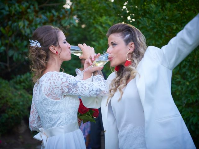 La boda de Patricia y Andrea en Galapagar, Madrid 31