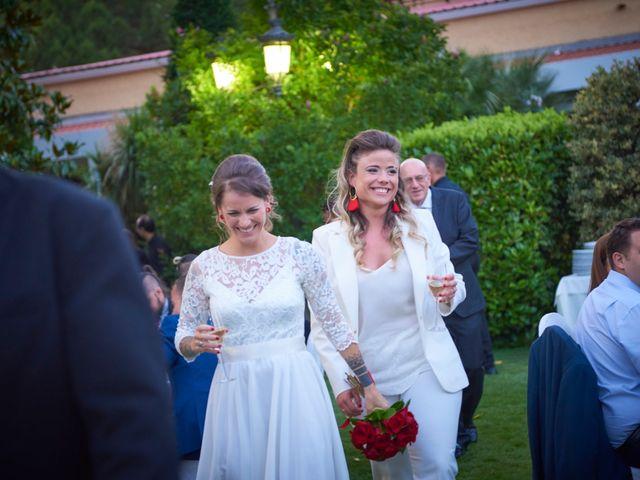 La boda de Patricia y Andrea en Galapagar, Madrid 32