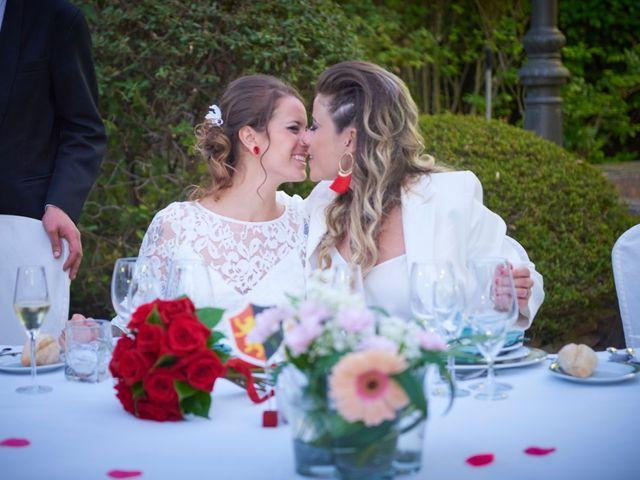 La boda de Andrea y Patricia