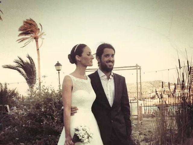 La boda de Eva y Guille en Xàbia/jávea, Alicante 2