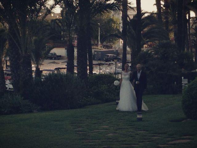 La boda de Eva y Guille en Xàbia/jávea, Alicante 3