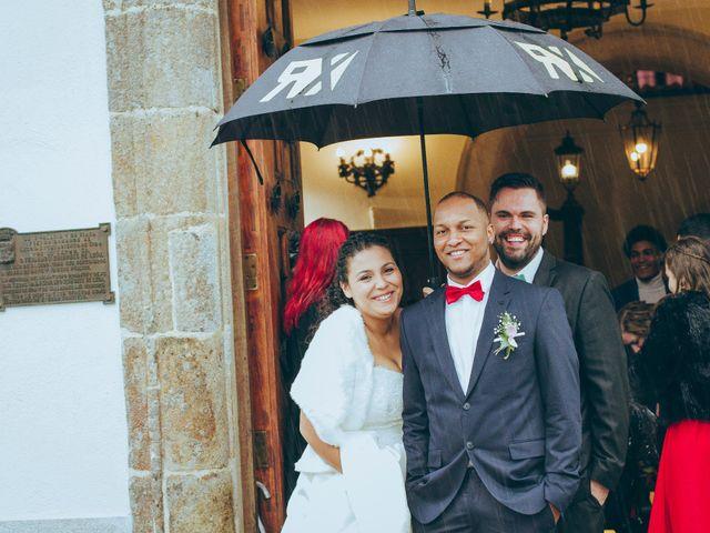 La boda de Andrea y Dogui