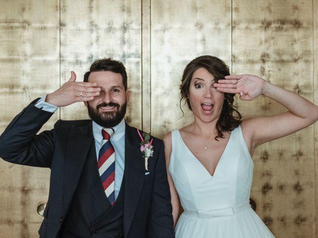 La boda de Cristina y Sergi