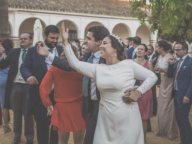 La boda de Alejandro y Ana en Bollullos De La Mitacion, Sevilla 1