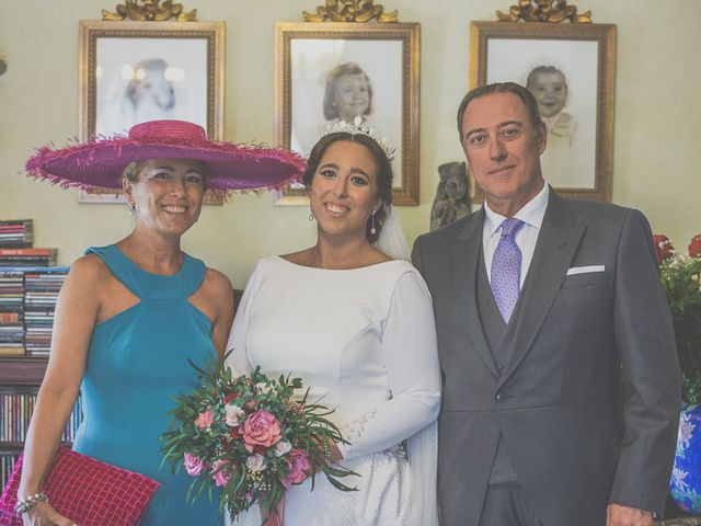 La boda de Alejandro y Ana en Bollullos De La Mitacion, Sevilla 8