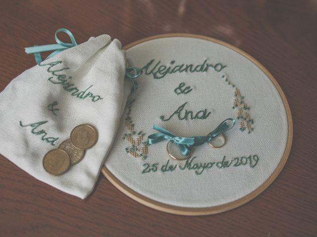 La boda de Alejandro y Ana en Bollullos De La Mitacion, Sevilla 14