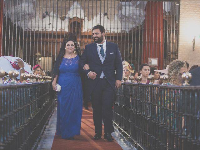 La boda de Alejandro y Ana en Bollullos De La Mitacion, Sevilla 19