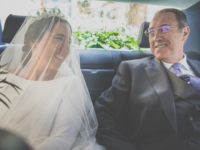 La boda de Alejandro y Ana en Bollullos De La Mitacion, Sevilla 21