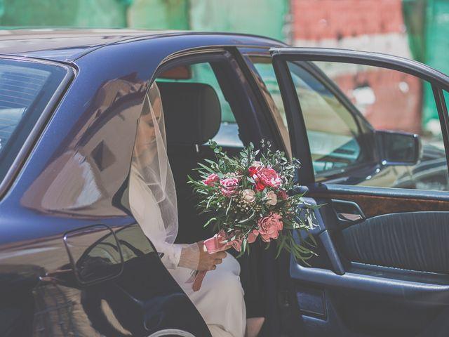 La boda de Alejandro y Ana en Bollullos De La Mitacion, Sevilla 22
