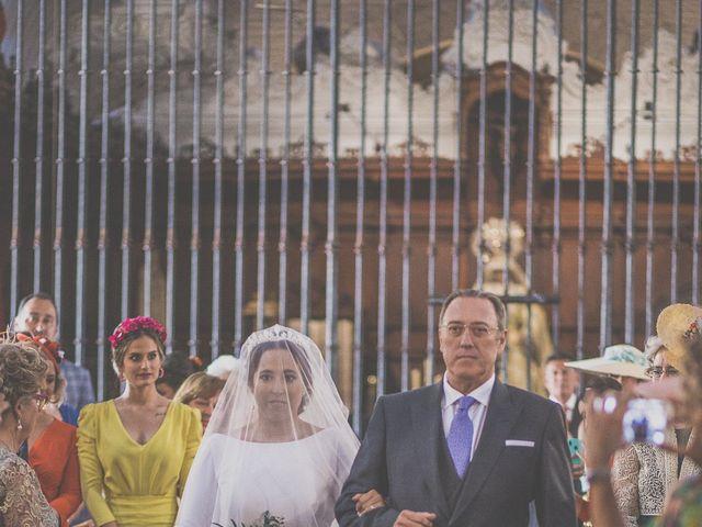 La boda de Alejandro y Ana en Bollullos De La Mitacion, Sevilla 24