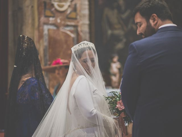 La boda de Alejandro y Ana en Bollullos De La Mitacion, Sevilla 26