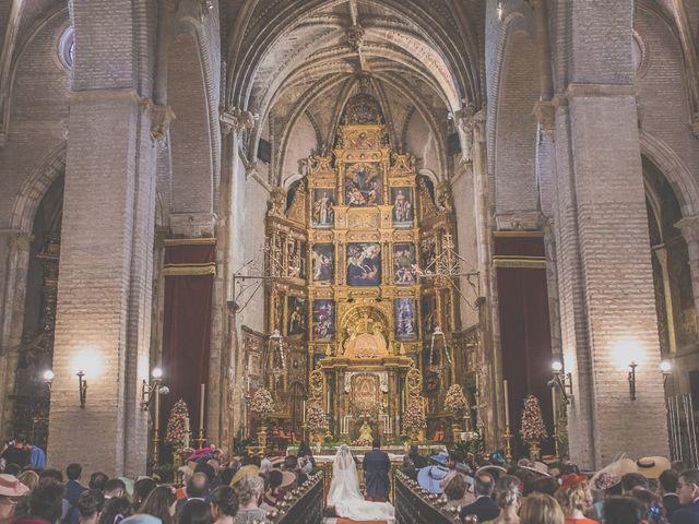 La boda de Alejandro y Ana en Bollullos De La Mitacion, Sevilla 27