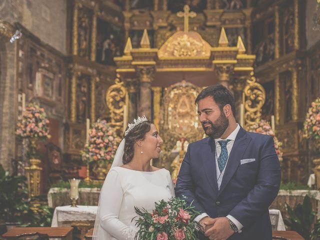 La boda de Alejandro y Ana en Bollullos De La Mitacion, Sevilla 29