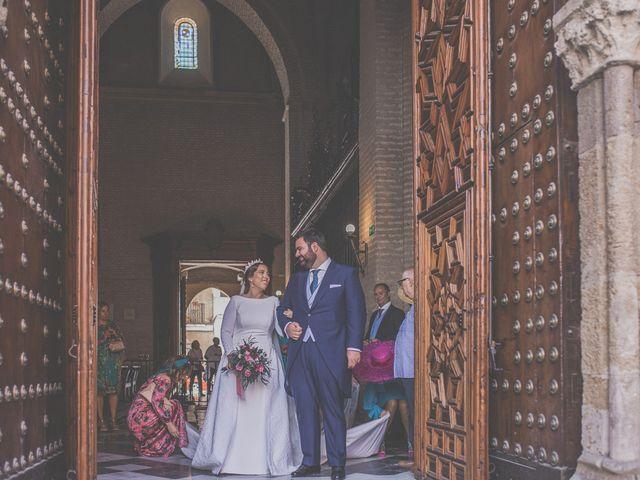 La boda de Alejandro y Ana en Bollullos De La Mitacion, Sevilla 30