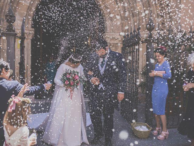 La boda de Alejandro y Ana en Bollullos De La Mitacion, Sevilla 31
