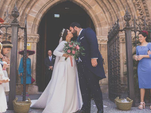 La boda de Alejandro y Ana en Bollullos De La Mitacion, Sevilla 32