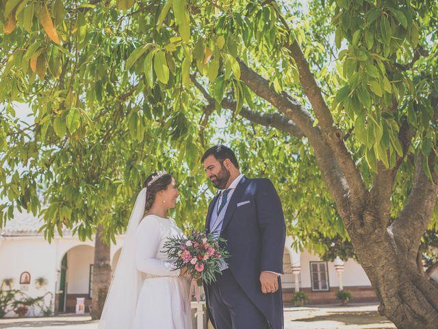 La boda de Alejandro y Ana en Bollullos De La Mitacion, Sevilla 33