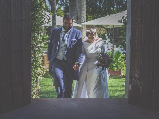 La boda de Alejandro y Ana en Bollullos De La Mitacion, Sevilla 36