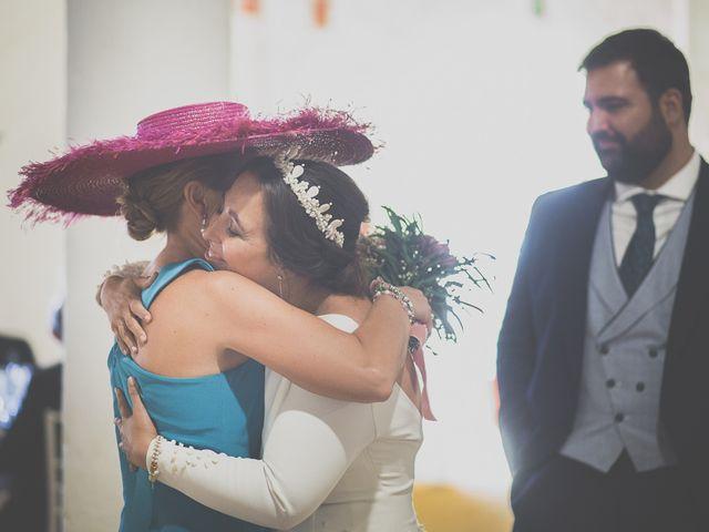 La boda de Alejandro y Ana en Bollullos De La Mitacion, Sevilla 37