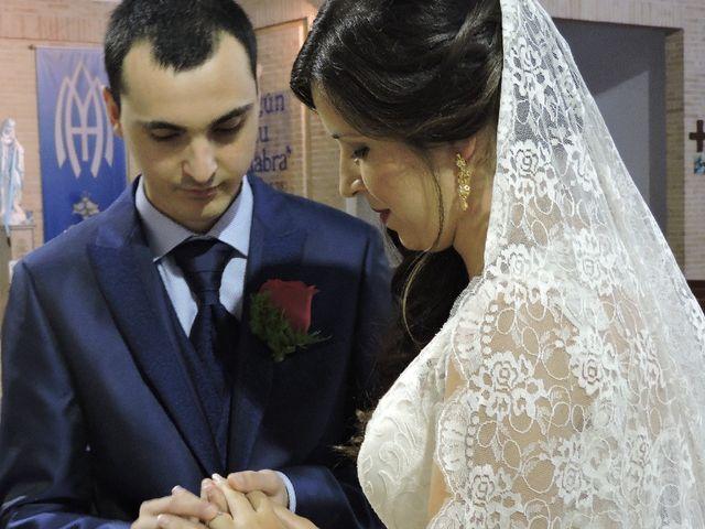 La boda de Daniel y María en Crevillente, Alicante 2