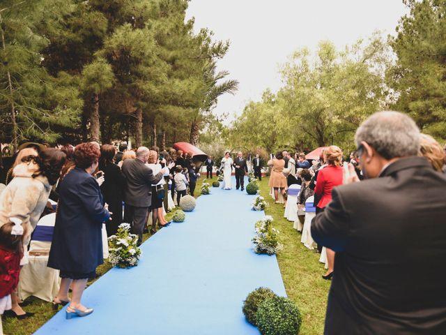La boda de Andy y Sonia en Beniajan, Murcia 41