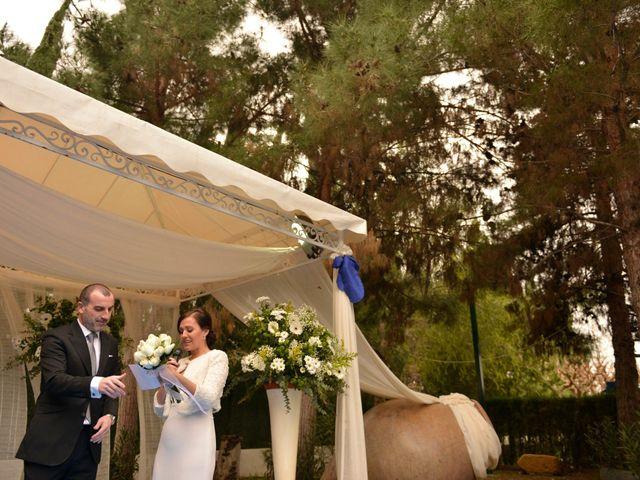 La boda de Andy y Sonia en Beniajan, Murcia 46