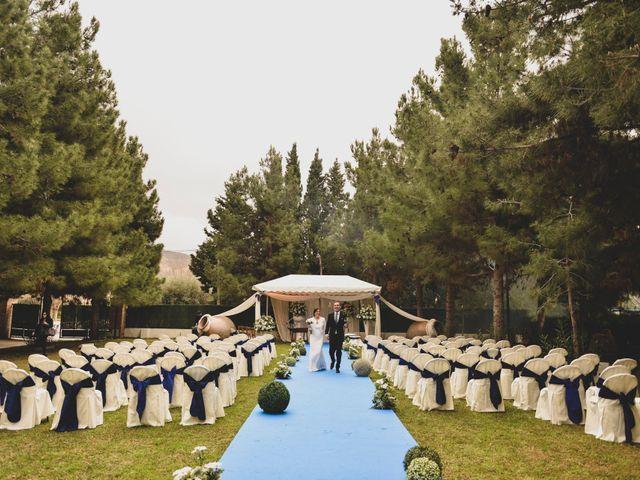 La boda de Andy y Sonia en Beniajan, Murcia 55