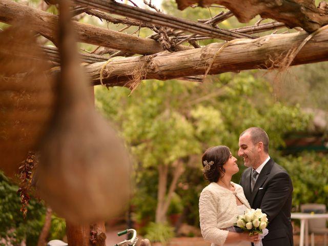 La boda de Andy y Sonia en Beniajan, Murcia 1