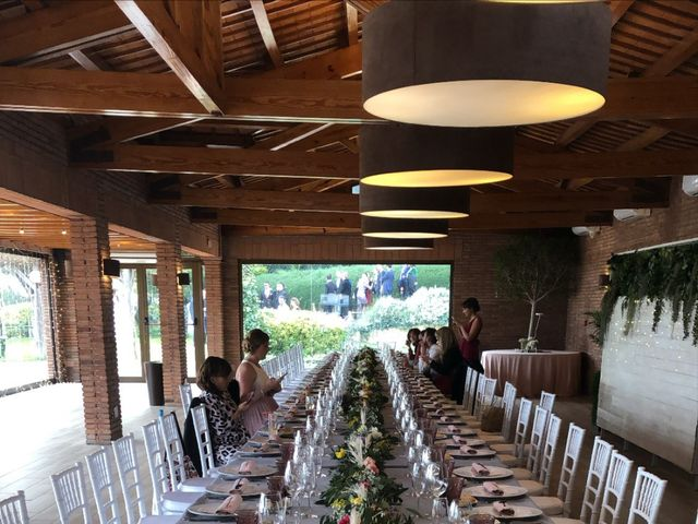 La boda de Alex y Mayka en Sant Vicenç De Montalt, Barcelona 6