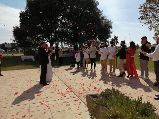 La boda de Joan y Raquel en Estanyol, Girona 2