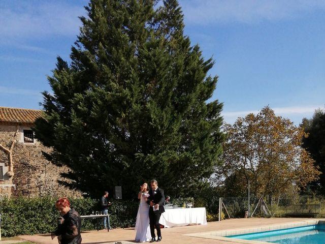 La boda de Joan y Raquel en Estanyol, Girona 4