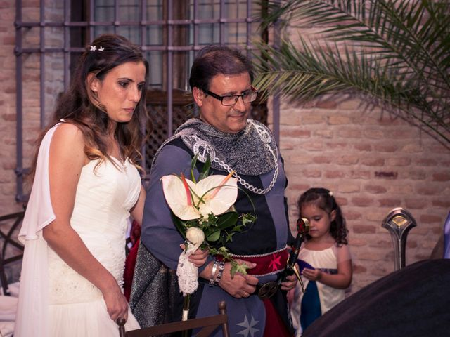 La boda de Alberto y Rebeca en Toledo, Toledo 1
