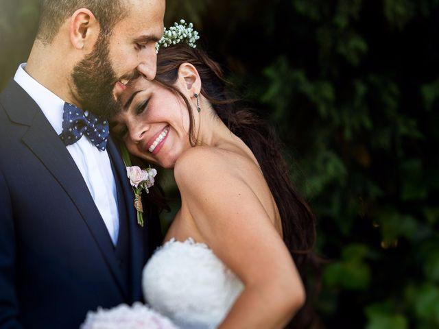 La boda de Cintia y Iván