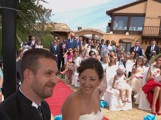 La boda de Alberto y Canty en Tiedra, Valladolid 8