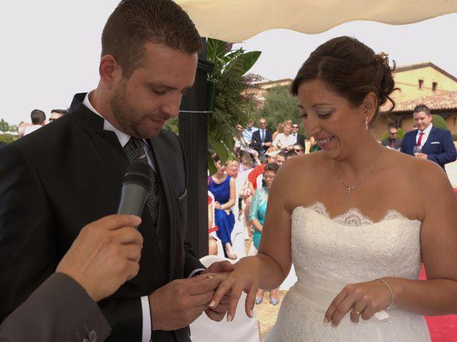 La boda de Alberto y Canty en Tiedra, Valladolid 9