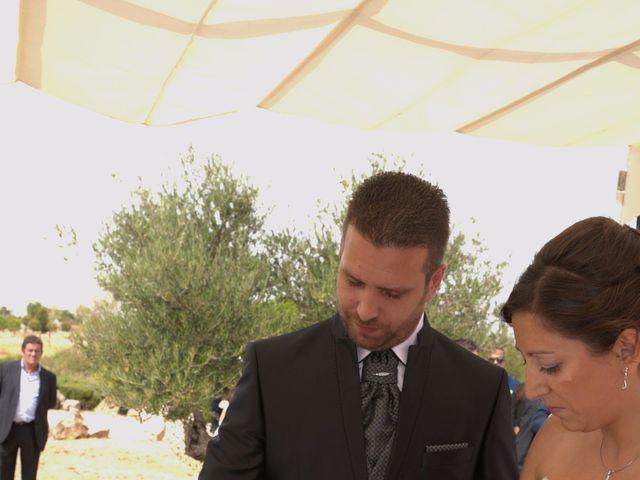 La boda de Alberto y Canty en Tiedra, Valladolid 10