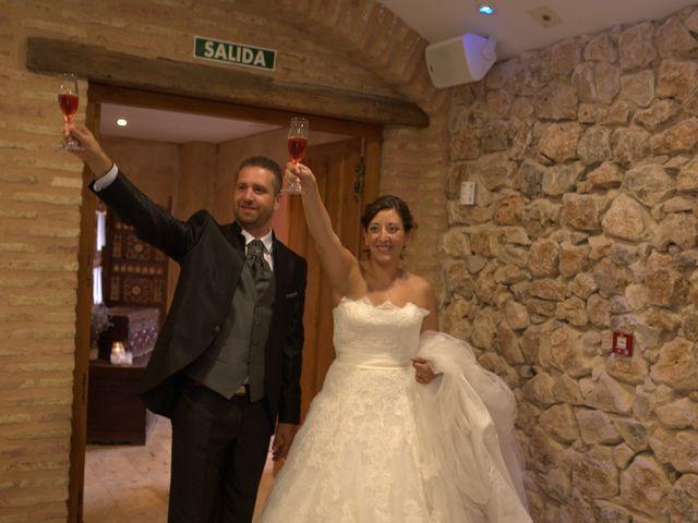 La boda de Alberto y Canty en Tiedra, Valladolid 14