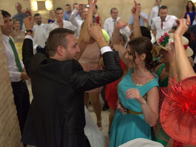 La boda de Alberto y Canty en Tiedra, Valladolid 15