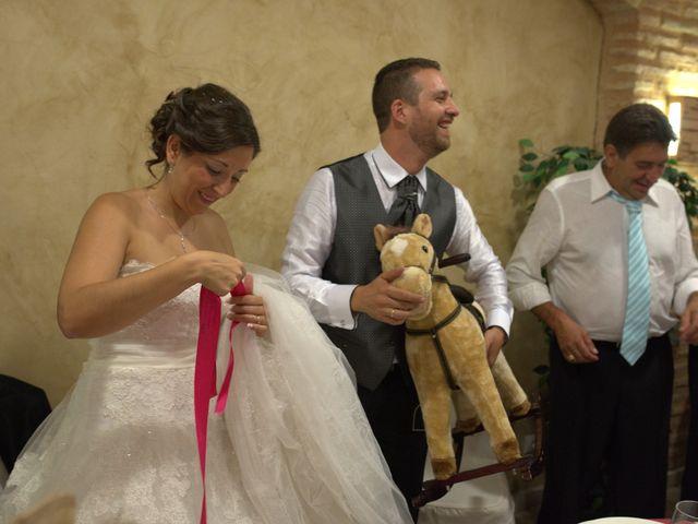 La boda de Alberto y Canty en Tiedra, Valladolid 16