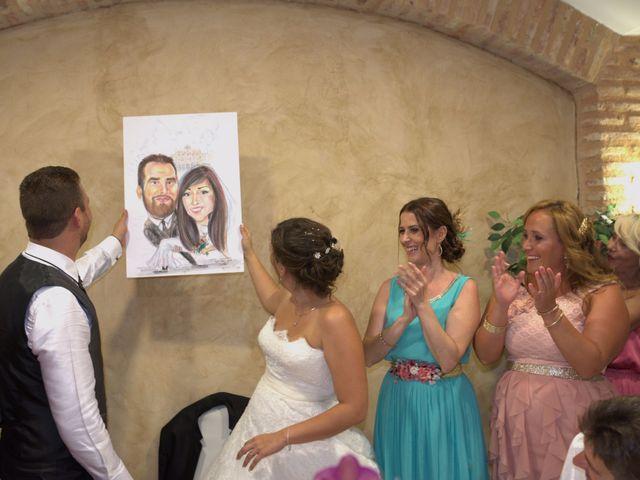 La boda de Alberto y Canty en Tiedra, Valladolid 19