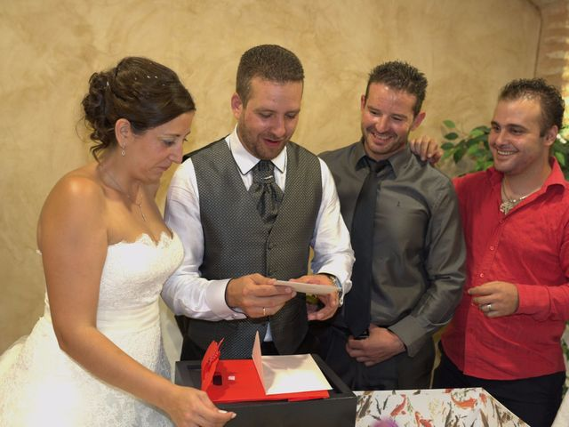 La boda de Alberto y Canty en Tiedra, Valladolid 20