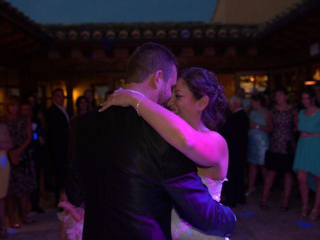 La boda de Alberto y Canty en Tiedra, Valladolid 22