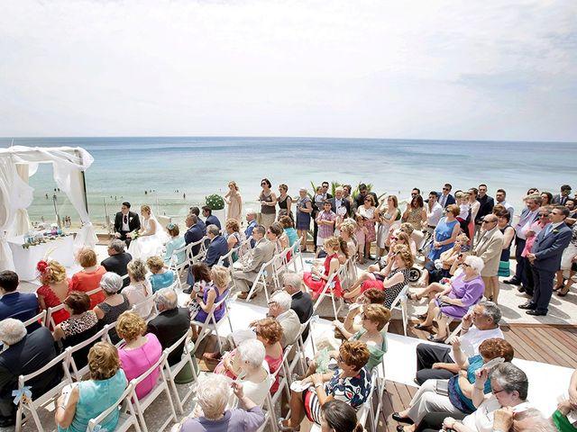 La boda de Vicente y Miriam en Calp/calpe, Alicante 4