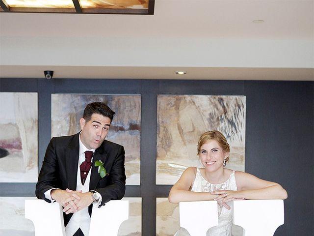 La boda de Vicente y Miriam en Calp/calpe, Alicante 6