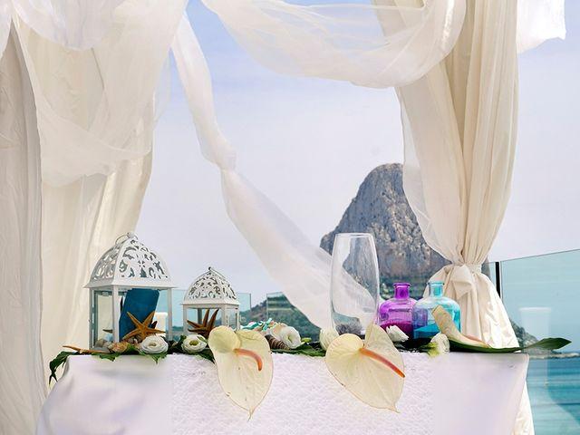 La boda de Vicente y Miriam en Calp/calpe, Alicante 7