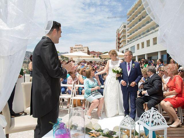 La boda de Vicente y Miriam en Calp/calpe, Alicante 13