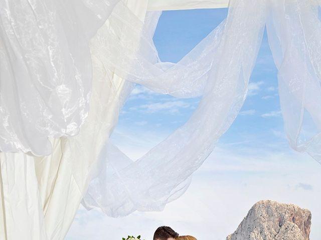 La boda de Vicente y Miriam en Calp/calpe, Alicante 16