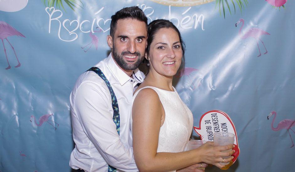 La boda de Ruben  y Rocio en Teruel, Teruel