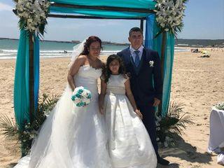 La boda de Zoila y Orive