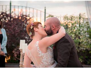 La boda de Lidia y Jorge